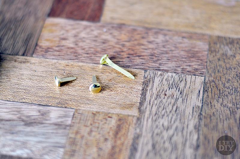 I Try DIY | Mini Pinwheel Bouquet