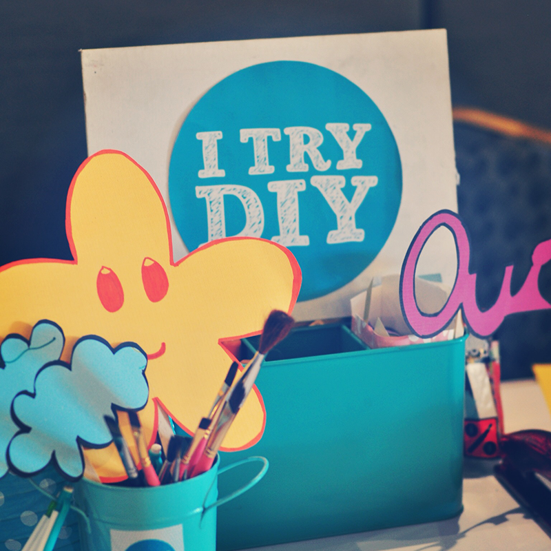 I Try DIY | Anvaya Cove invites I Try DIY