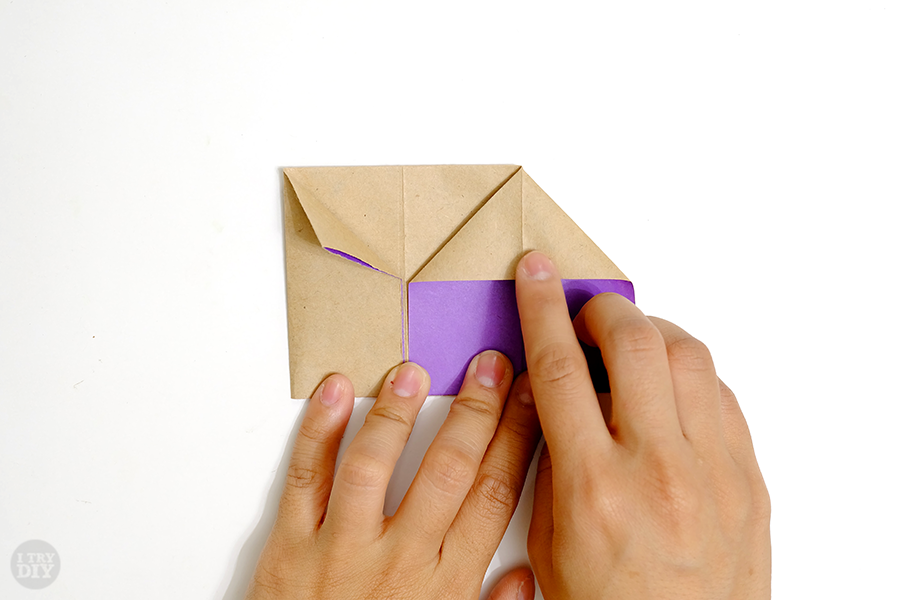Origami Easter Egg Stand
