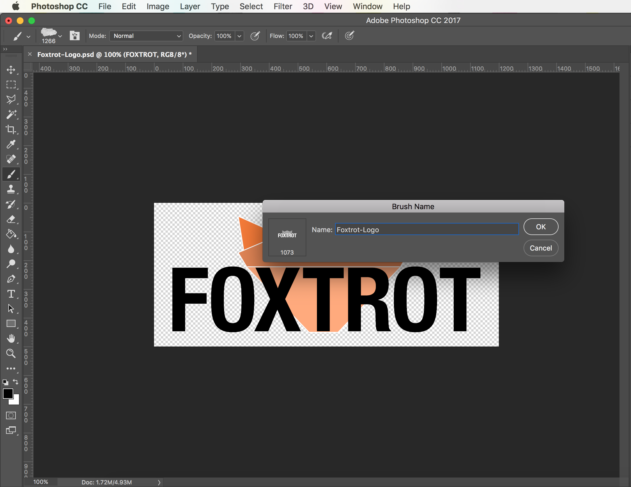 I Try DIY | How to Create a Logo Watermark in Photoshop