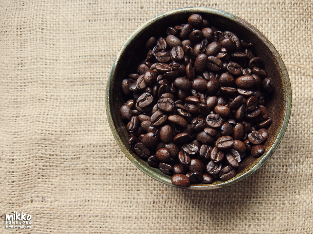 Cafe Mom Coffee Beans