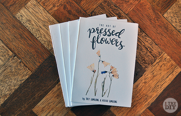 I Regularly Hold Pressed Flowers Works And Each Partint Gets A Printed Copy Of My Mini Zine Available On Ibooks Etsy The