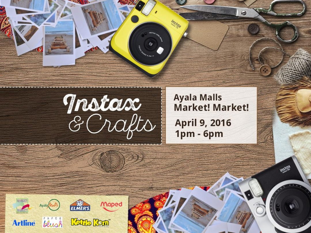 Instax-And-Crafts-Event